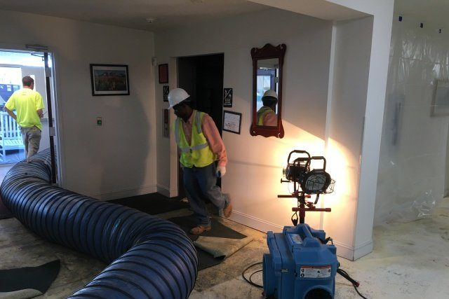Water Damage Restoration And Water Damage Cleanup Solutions
