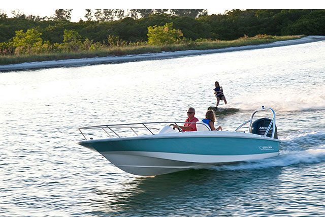 Watersport Boat: Quant 23